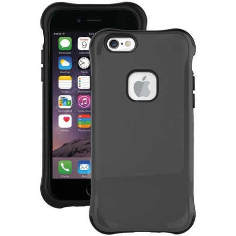 Ballistic Case Co. UR1413-B09N iPhone 6/6s Urbanite Case (Shaded Gray/Black) - Peazz.com