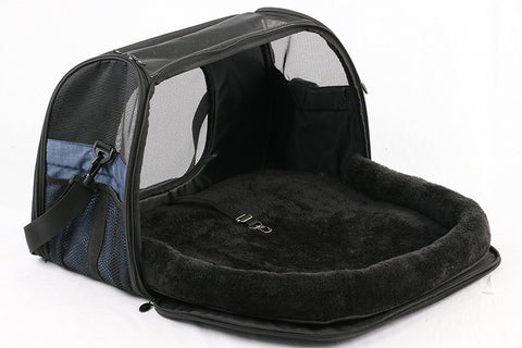 Gen7Pets G2219HN Carry Me Sleeper Pet Carrier