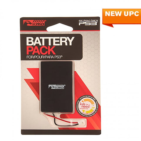 PS3 Rechargeable Internal Controller Battery Pack (KMD-P3-1710)