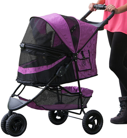 Pet Gear PG825NZOR Strollers Orchid Finish