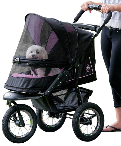 Pet Gear PG845NVR Strollers Rosé Finish