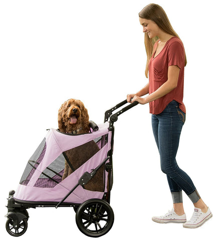 Pet Gear PG865NZLI Strollers Mountain Lilac Finish