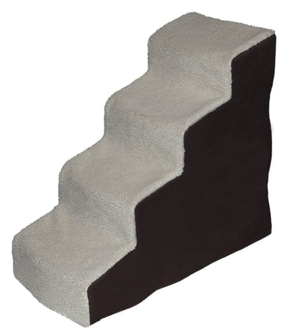 Pet Gear PG974SOC Stairs / Ramps Oatmeal/Chocolate Finish