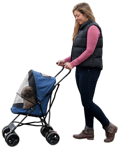 Pet Gear TL815NA Strollers Navy Finish