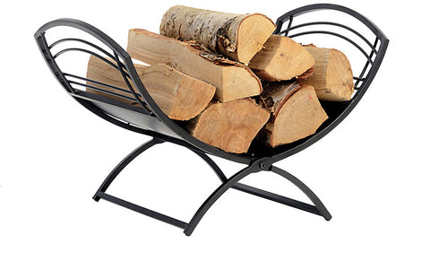 ShelterLogic 90392 Hearth Accessories Fireplace Classic Log Holder - Peazz.com