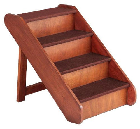 Solvit 62352 Extra Large PupSTEP™ Wood Stairs - Peazz.com