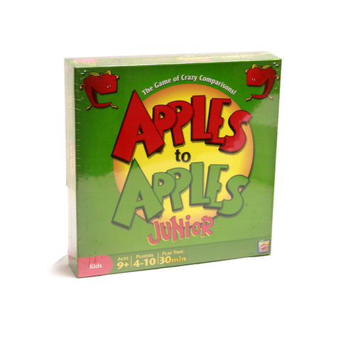 Mattel TMAT-04 Apples to Apples Jr. - Peazz.com