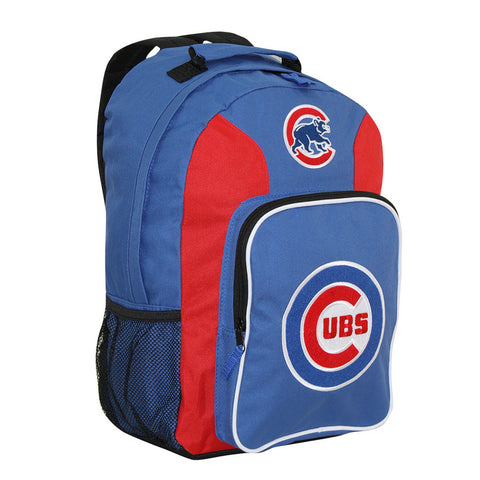 Southpaw Backpack MLB Royal Blue - Chicago Cubs - Peazz.com