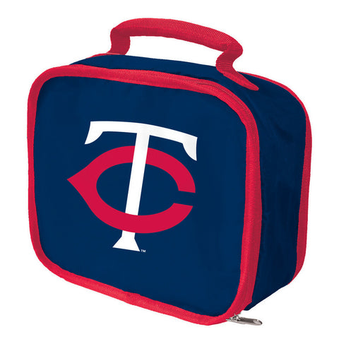 Lunch Break Cooler MLB  Navy - Minnesota Twins - Peazz.com