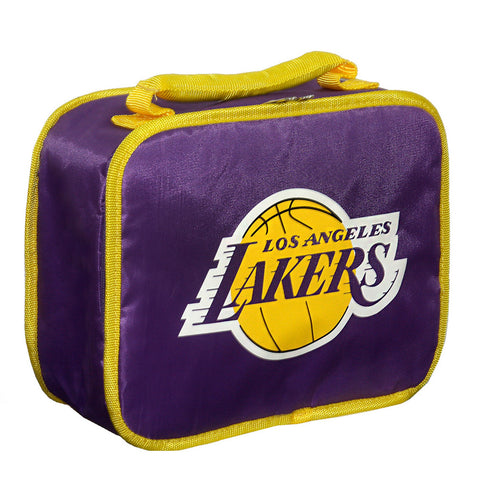 Lunch Break Cooler NBA Yellow - Los Angeles Lakers - Peazz.com