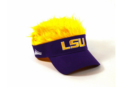 Flair Hair Purple LSU Tigers - Peazz.com