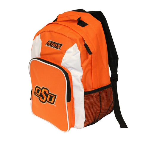 Southpaw Backpack NCAA Orange - Oklahoma State Cowboys - Peazz.com