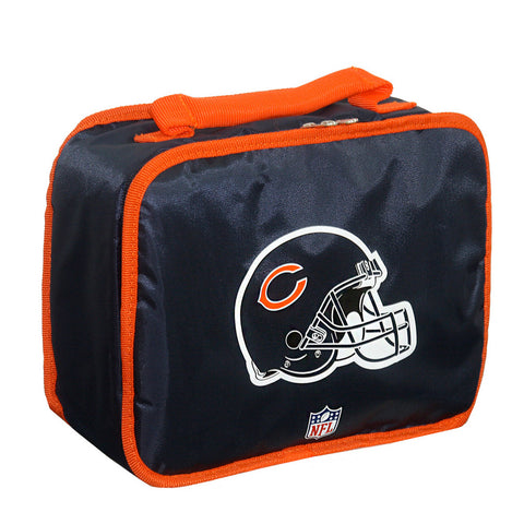 Lunch Break Cooler NFL Navy - Chicago Bears - Peazz.com