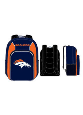 Southpaw Backpack NFL Black - Denver Broncos - Peazz.com
