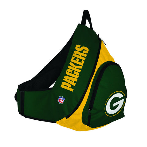 Slingback Backback NFL Green - Green Bay Packers - Peazz.com