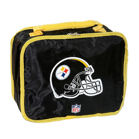 Lunch Break Cooler NFL Black - Pittsburgh Steelers - Peazz.com