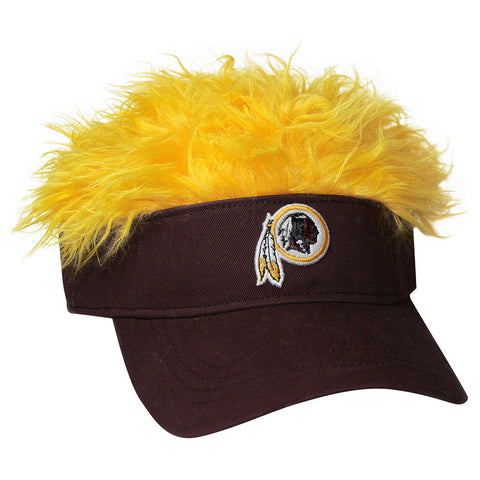 Flair Hair Red Washington Redskins - Peazz.com