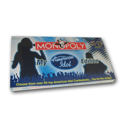 Monopoly: My American Idol Collector's Edition - Peazz.com
