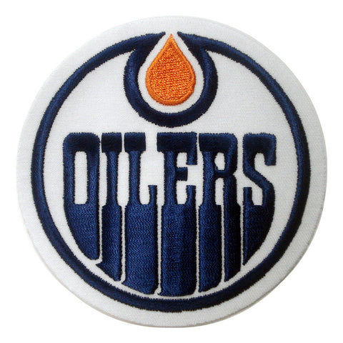 NHL Logo Patch - 2011/12 Edmonton Oilers - Peazz.com