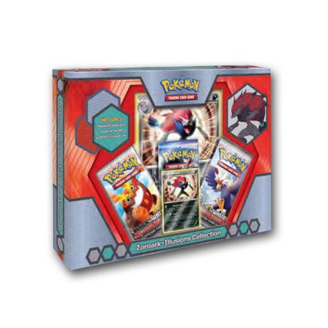 Pokemon Zoroark Illusions Box - Peazz.com
