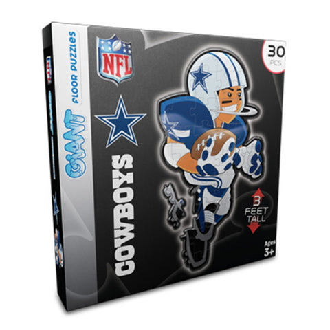 Floor Puzzles - Dallas Cowboys - Peazz.com