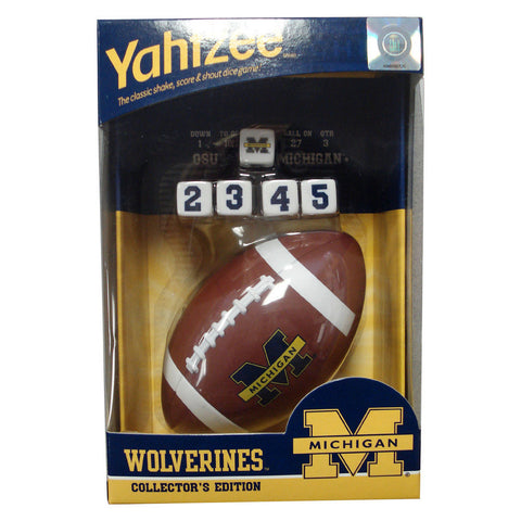 Yahtzee - University of Michigan - Peazz.com