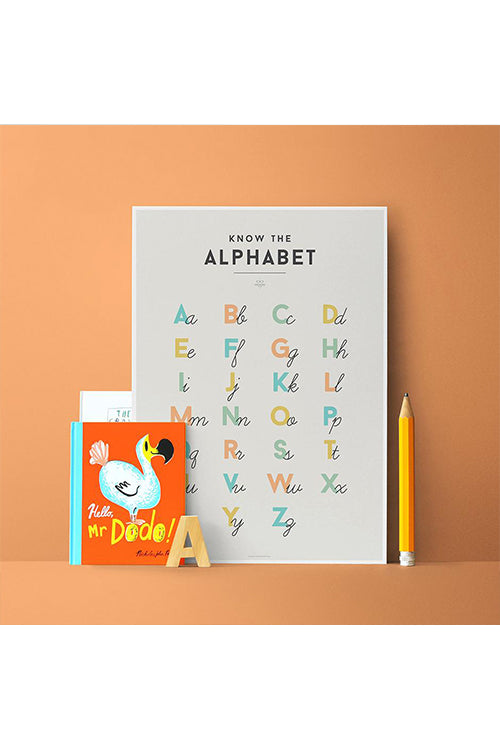 We Are Squared - Chart - Alphabet