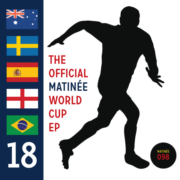 Various Artists - The Official Matinee World Cup EP