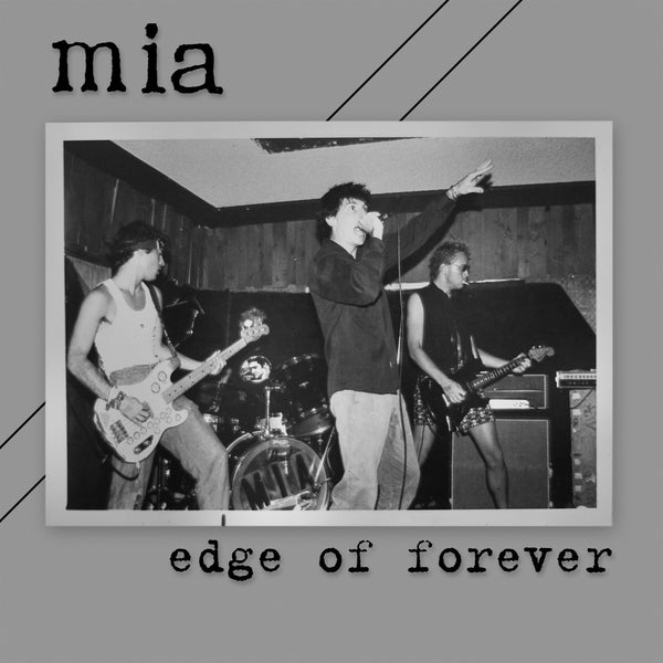 M.I.A. - Edge of Forever