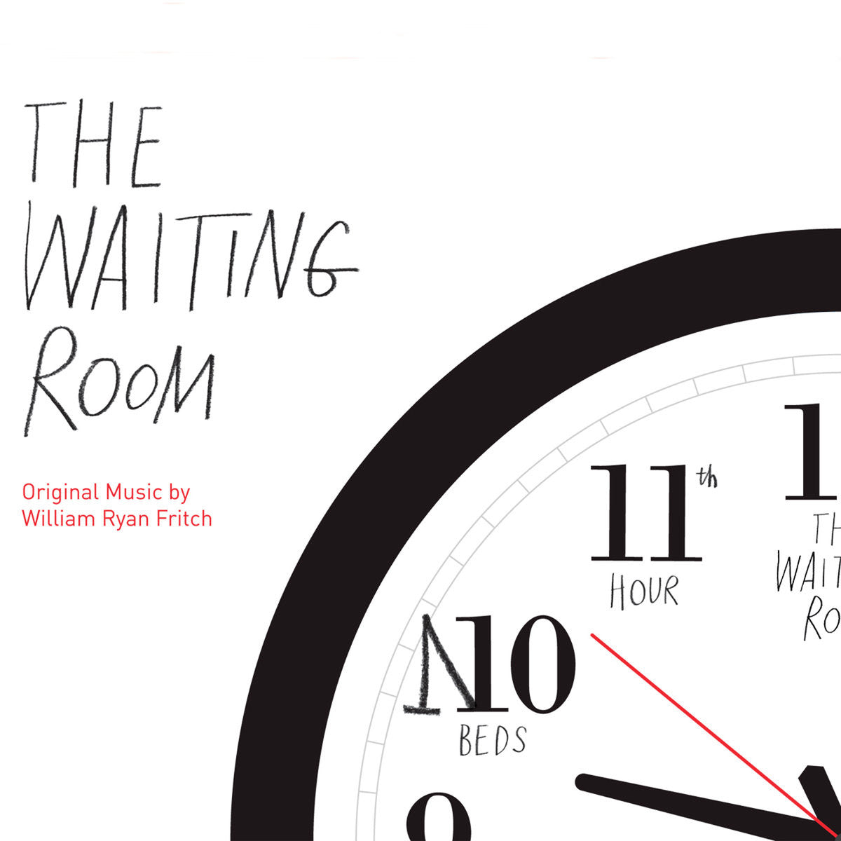 William Ryan Fritch - The Waiting Room: Original Motion Picture Soundtrack