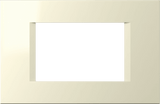 LiveHouse Automation :TEM OL30 Line Cover Plate Line 3M,Ivory White