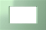 LiveHouse Automation :TEM OL30 Line Cover Plate Line 3M,Mint Green