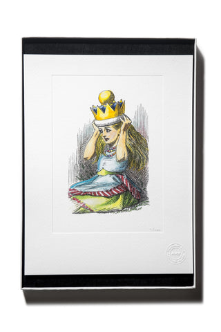 Mad Tea Party Limited Edition Fine Art Print