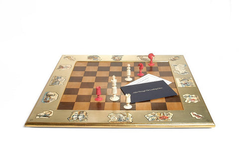 Luxury Limited Edition Alice Chessboard
