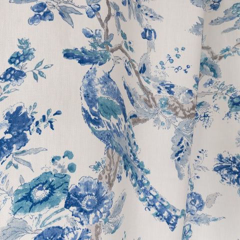 Colette, French Blue, fabric by Tonic Living