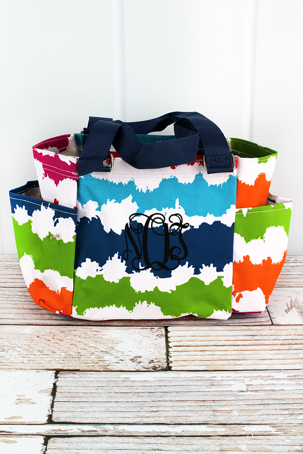 Summer Vibes Organizer Tote