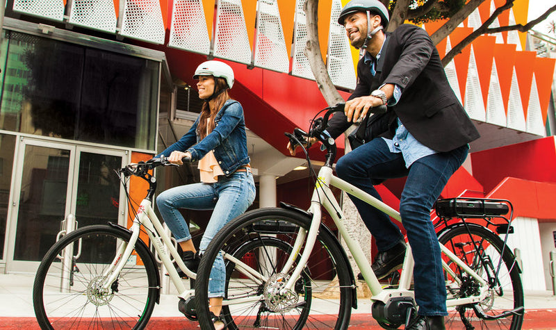 IZip E3 Path + diamond frame Electric Bike