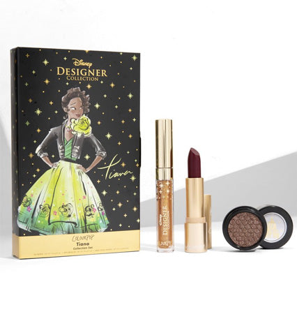 Colourpop - Disney Designer Tiana Collection