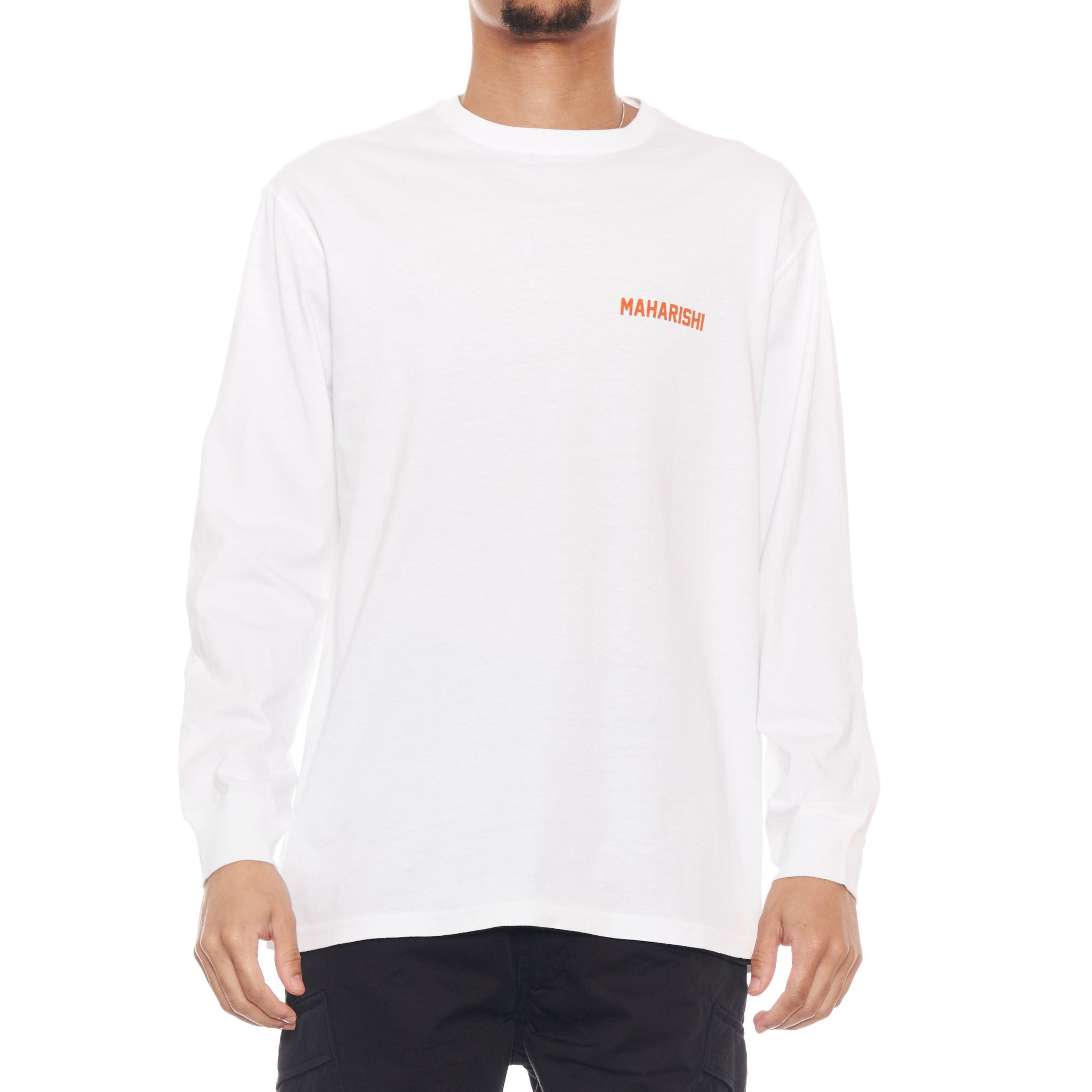 WISE TYGERS L/S TEE