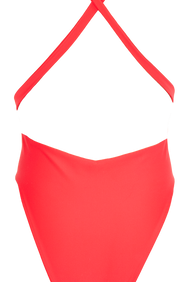 Christina One - Piece / Red