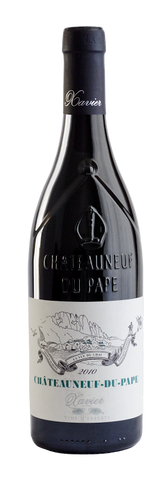 Xavier Vins Chateauneuf Du Pape Rouge 2010 夏维雅酒庄 教皇新堡红