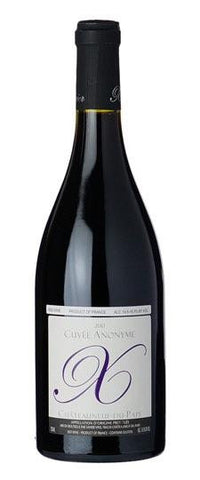 Xavier Chateauneuf Du Pape Cuvee Anonyme 2010