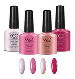 CCO Pink Collection - Gel Nail Varnish