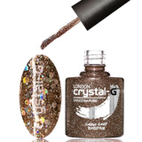 Crystal-G D05 Diamond Glitter - Gel Nail Varnish