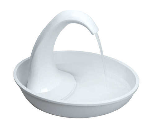 The Swan Cat Drinking Fountain - NEW!!!