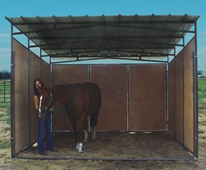Value Horse Shelter