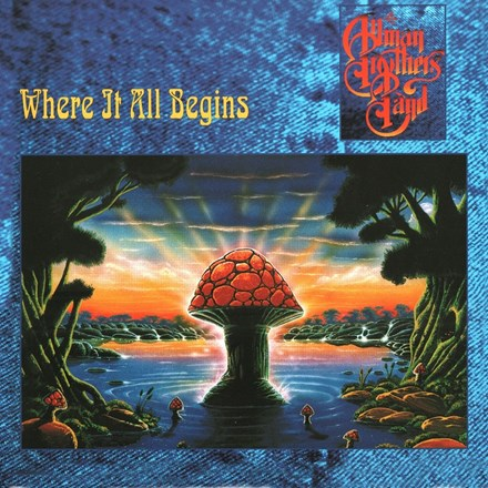 Allman Brothers Band - Where It All Begins 180g Colored Vinyl 2LP