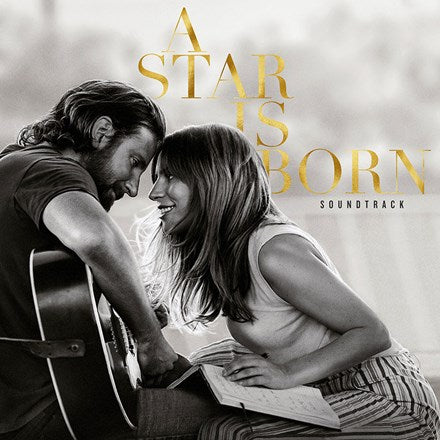 Lady Gaga & Bradley Cooper A Star is Born: Original Motion Picture Soundtrack Vinyl 2LP