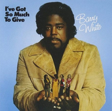 Barry White - I've Got So Much to Give 180g Vinyl LP