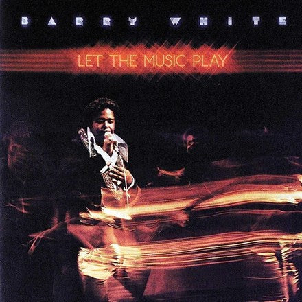 Barry White - Let the Music Play 180g Vinyl LP